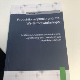 Buchtipp: Produktionsoptimierung mit Wertstromworkshops