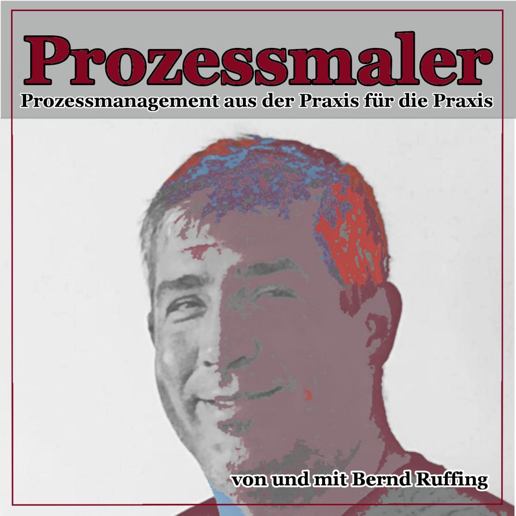 Prozessmaler Cover